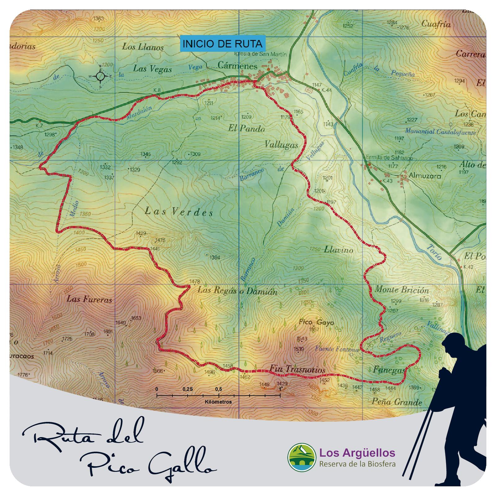 Ruta Del Pico Gallo