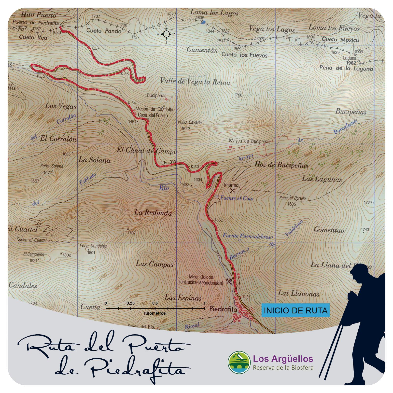 Ruta Del Puerto De Piedrafita