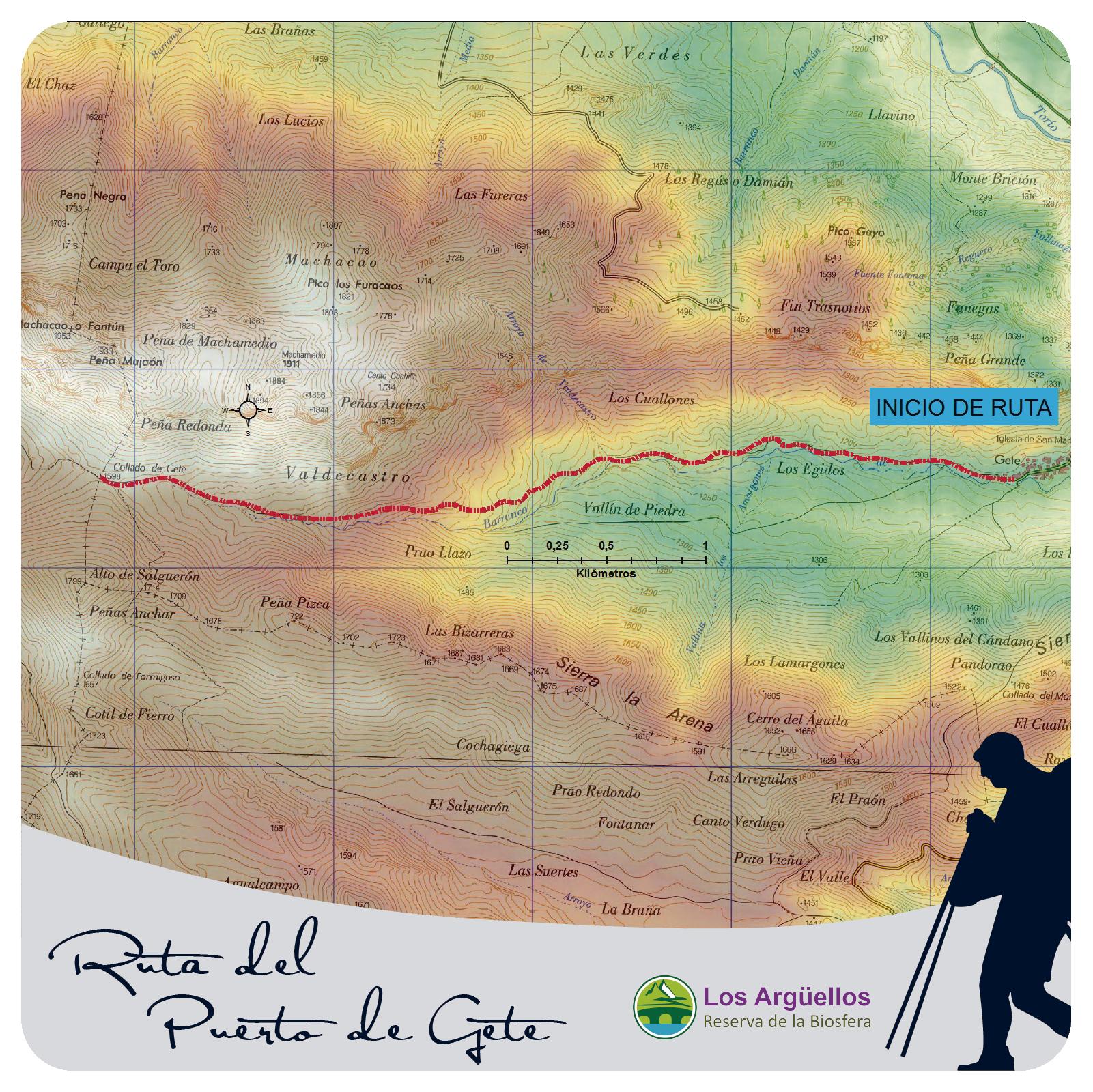 Ruta Del Puerto De Gete